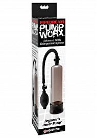 Pump Worx: Beginners Power Pump Smoke With Cock Ring (120067.5)